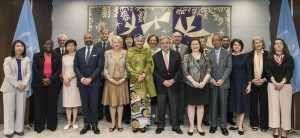 UN Secretary General Senior Management Team (UN photo)