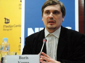 Boris Varga (Photo file for education only)