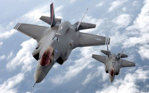 F 35 War Planes jets (Courtesy photo for education only - blogspot photo)