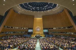 UN General Assembly 73 session 25 September 2018 UN photo by Cia Pak