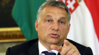 Victor Orban Hungarian prime minister (Courtesy photo for education only)