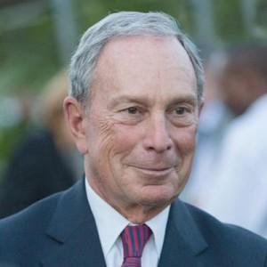 Michael Bloomberg Twitter photo