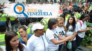 Crisis in Venezuela (courtesy photo for education only)