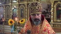 Klyment, Archbishop of the Simferopol and Crimea Ukrainian Orthodox Church Kyiv Patriarchate (Courtesy photo by Radio Free Europe/RFE)