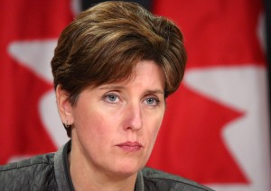 Marie-Claude Bibeau is Canada's Minister of International Development and La Francophonie (Courtesy photo for education only)