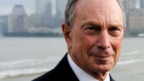 Michael Bloomberg (Courtesy photo for education only)