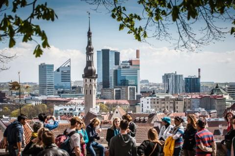 Estonia building future society