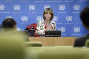 Agnes-Callamard-Special-Rapporteur-on-extrajudicial-arbitrary-executions-UN-photo-Manuel-Elias-2017