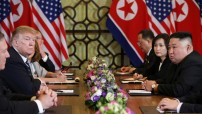 No agreement was reached between US and North Korea at the second Trump-Kim summit in Vietnam on 28 February 2019. (Courtesy photo for education only)