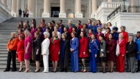 Record number of women elected in US Congress 2019 (Public domain photo for education only)