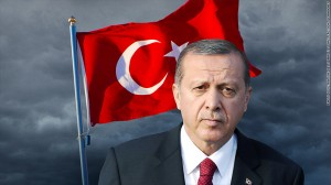President Recep Tayyip Erdogan (CNN image for education only)