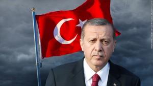 President Recep Tayyip Erdogan (CNN image for education only)