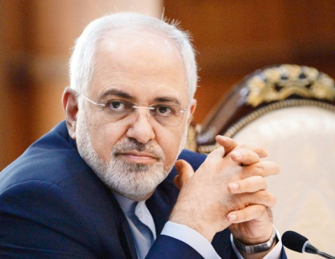 Javad Zarif Foreign Minister of Iran (Courtesy photo for education only)