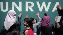 Many Palestinians depend on UNRWA aid (Courtesy photo for education only)
