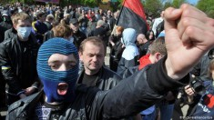 Right Wing nationalists in Germany (Courtesy photo for education only - dw.com)