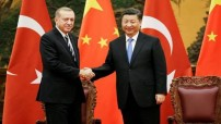 President of Turkey Recep Tayyip Erdogan meeting Chinese president Xi Jinping (Courtesy photo for education only)