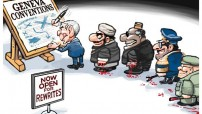 Geneva Convention rewrite line (cartoon public domain for education only)