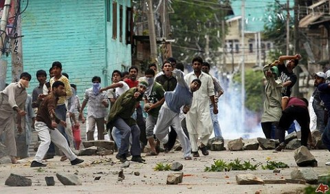 Kashmir conflict (Courtesy photo for education only)