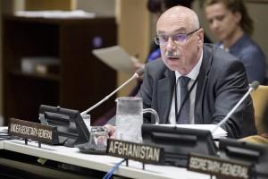 Vladimir Voronkov USG for counter terrorism at the UN 2019 UN Photo:Manuel Elias