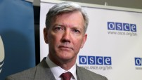 Bruce Berton chief of OSCE Mission in Bosnia and Herzegovina (Courtesy photo for education only)