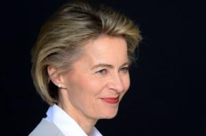 Ursulavon der Leyen new president of the European Commission 2019 (Courtesy photo for education only)