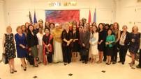 UN women ambassadors 2019 circle (IPS photo courtesy)