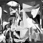 Guernica by Pablo Picasso (Courtesy photo for education only)