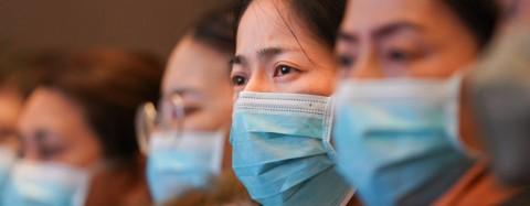 Masks for corona virus 2020 (Courtesy photo for education only)