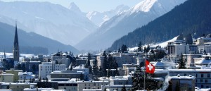 Davos is no more for elitists only (Courtesy photo for education only)