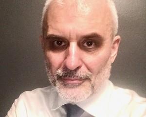 Erol Avdović (Author's photo by Webpublicapress 2020)