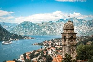 Kotor Bay in beautiful Monte Negro Adriatic coast (Courtesy travel photo for education only)