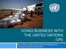UN Business know-how
