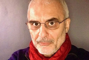 Erol Avdović (Author's photo, Webpublicapress New York, March 2020)