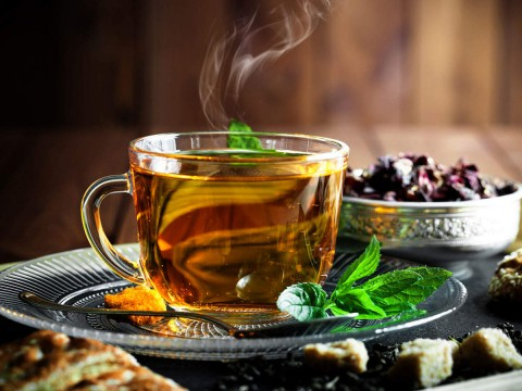 Herbal tea could help with many health problems (Courtesy photo for education only 2020)