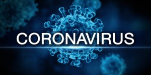 Coronavirus illustration 2020 (For education only)