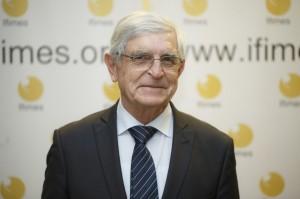 Dr. Jožef Kunić - IFEMES Institute Ljubljana photo (For education only)