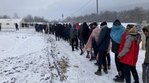 Camp Lipa Bosna and Herzegovina (Photo emerging-europa.com - for education only)