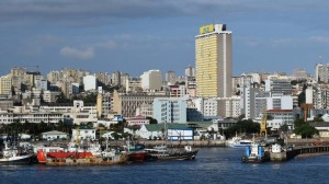 Maputo capital of Mozambique (Courtesy public domain photo for education only)
