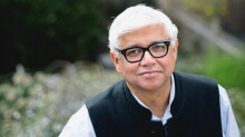 Amitav Ghosh, author (Photo by crisis.post for education only)