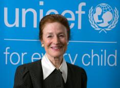 UNICEF Executive Director Henrietta H. Fore Photo Credit: UNICEF