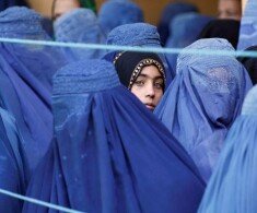 Women in Afghanistan (Courtesy photo for education only)